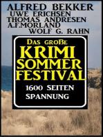 Das große Sommer Krimi-Festival