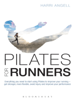 Pilates for Runners: Everything you need to start using Pilates to improve your running – get stronger, more flexible, avoid injury and improve your performance