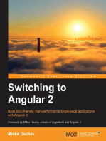Switching to Angular 2