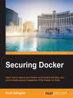 Securing Docker