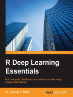 R Deep Learning Essentials