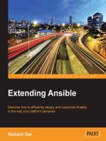 Extending Ansible