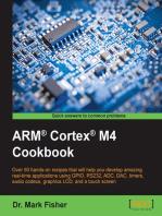 ARM® Cortex® M4 Cookbook