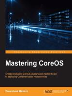Mastering CoreOS