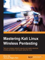 Mastering Kali Linux Wireless Pentesting