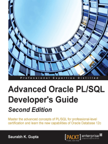 Advanced Oracle PL/SQL Developer's Guide - Second Edition by Gupta Saurabh  K  - Read Online