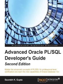 Oracle advanced pl/sql developer professional guide: saurabh gupta.