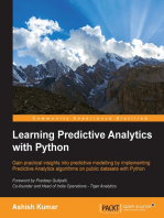 Learning Predictive Analytics with Python
