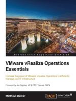 VMware vRealize Operations Essentials