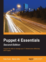 Puppet 4 Essentials - Second Edition