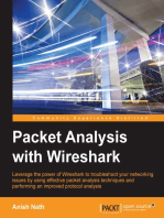 Packet Analysis with Wireshark