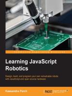 Learning JavaScript Robotics