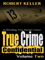 True Crime Confidential Volume 2
