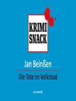 Die Tote im Volksbad (eBook)