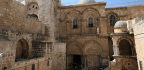 Tomb Of Jesus Is Restored In Jerusalem