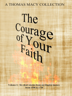 The Courage of Your Faith, Volume 1