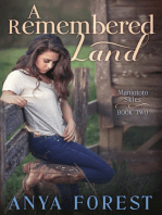 A Remembered Land (Book 2, Maniototo Skies)
