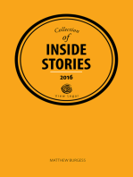 Collection of Inside Stories 2016