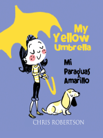 My Yellow Umbrella / Mi Paraguas Amarillo
