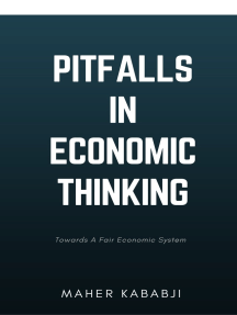 Pitfalls in Economic Thinking