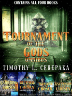 Tournament of the Gods Omnibus