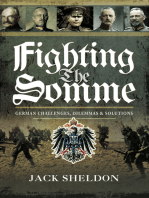 Fighting the Somme