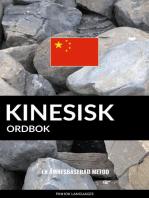 Kinesisk ordbok