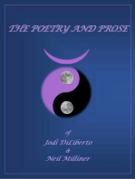 The Poetry and Prose of Jodi DiLiberto and Neil Milliner