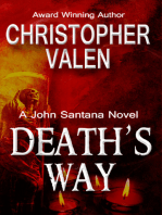 Death's Way-A John Santana Novel