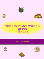 The Assistant Wizard Quits Her Job