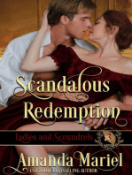 Scandalous Redemption