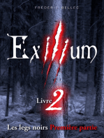 Exilium - Livre 2 : Les legs noirs (première partie)