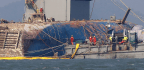 South Korea Tries To Raise Sewol Ferry Nearly 3 Years After Deadly Sinking