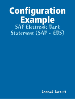 Configuration Example: SAP Electronic Bank Statement (SAP - EBS)