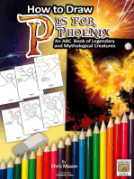 How to Draw P is for Phoenix