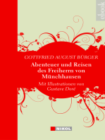 Abenteuer und Reisen des Freiherrn von Münchhausen