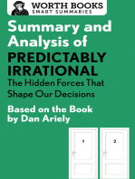 Summary and Analysis of Predictably Irrational