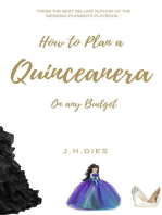 How to Plan a Quinceanera