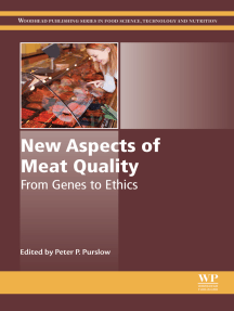 New Aspects of Meat Quality: From Genes to Ethics