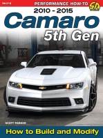 Camaro 5th Gen 2010-2015