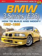 BMW 3-Series (E36) 1992-1999