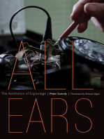 All Ears: The Aesthetics of Espionage