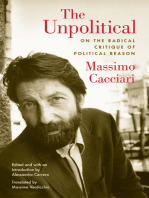 The Unpolitical: On the Radical Critique of Political Reason