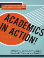 Academics in Action!
