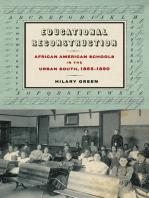 Educational Reconstruction