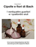 Cipolle e fiori di Bach