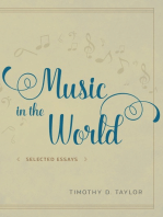 Music in the World