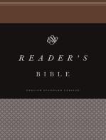 ESV Reader's Bible