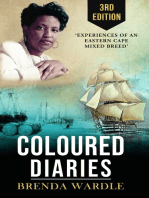 Coloured Diaries