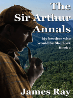 The Sir Arthur Annals Book I